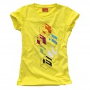 Camiseta KTM cubos