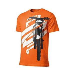 Camiseta niño KTM